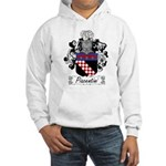 Piacentini Family Crest Hooded Sweatshirt