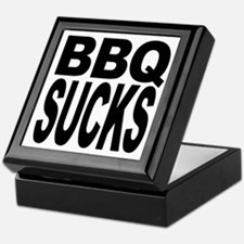 BBQ Sucks Keepsake Box