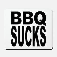 BBQ Sucks Mousepad