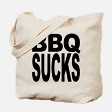 BBQ Sucks Tote Bag
