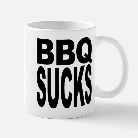 BBQ Sucks Mug