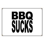 BBQ Sucks Banner