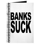 Banks Suck Journal