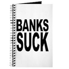 Banks Suck Journal
