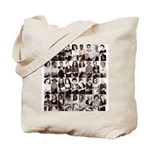 One in 1000 (Version One) Tote Bag