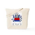 Piccioli Family Crest Tote Bag