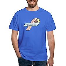 Skyla Temaipi CDH Awareness Ribbon T-Shirt