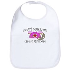 Call Great Grandpa Girl Bib
