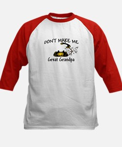 Call Great Grandpa Boy Tee