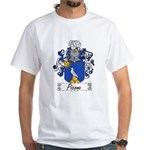 Picone Family Crest White T-Shirt
