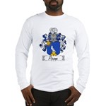 Picone Family Crest Long Sleeve T-Shirt