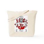 Piero Family Crest Tote Bag