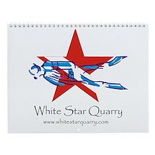 White Star Quarry Wall Calendar