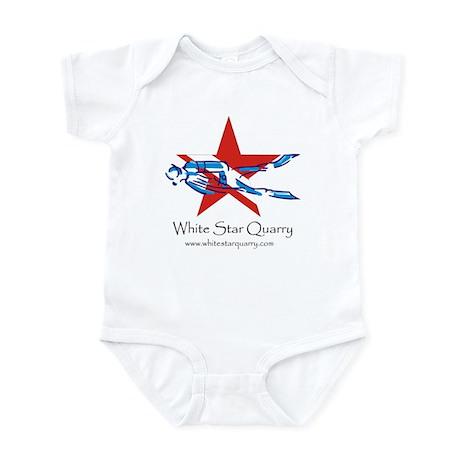 White Star Quarry Infant Bodysuit