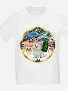 XmasMagic/Maltese #11 T-Shirt