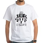 Pignatelli Family Crest White T-Shirt