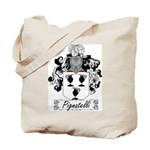 Pignatelli Family Crest Tote Bag