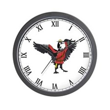 Cool Rcmp Wall Clock