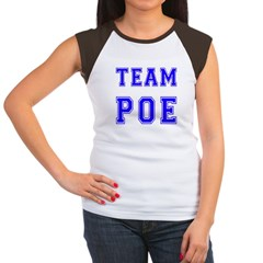 Team Poe Women's Cap Sleeve T-Shirt