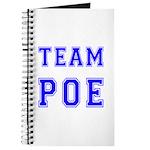 Team Poe Journal