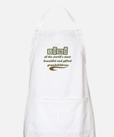 Mimi of Gifted Grandchildren BBQ Apron