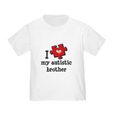 I Love My Autistic Brother T