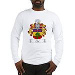 Pini Family Crest Long Sleeve T-Shirt