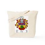 Pini Family Crest Tote Bag