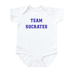 Team Socrates Infant Bodysuit