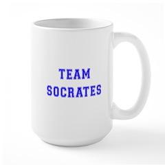 Team Socrates Large Mug