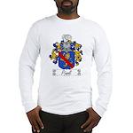 Pinoli Family Crest Long Sleeve T-Shirt
