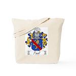 Pinoli Family Crest Tote Bag