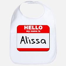 Hello my name is Alissa Bib