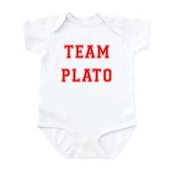 Team Plato Infant Bodysuit