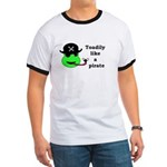 TOADILY LIKE A PIRATE Ringer T
