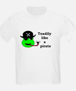 TOADILY LIKE A PIRATE T-Shirt