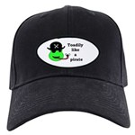 TOADILY LIKE A PIRATE Black Cap
