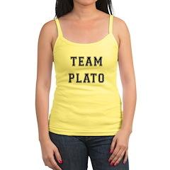 Team Plato Jr.Spaghetti Strap