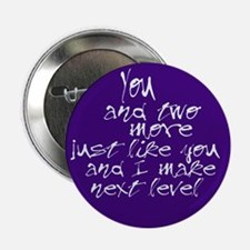 "Level Up 2.25"" Button"