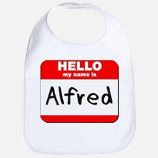Hello my name is Alfred Bib