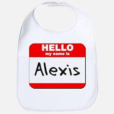Hello my name is Alexis Bib