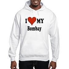 I Love My Bombay Hoodie