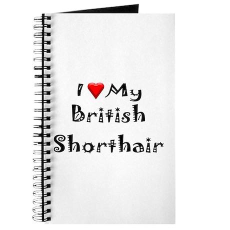British Shorthair Journal