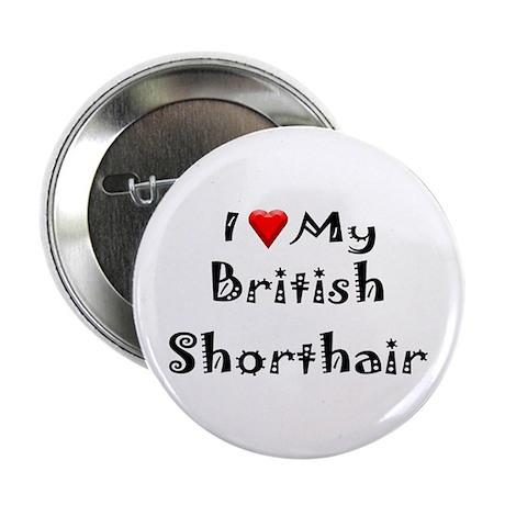 """British Shorthair 2.25"""" Button (10 pack)"""