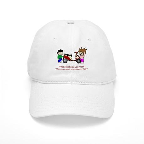 Scooter Hair Cap