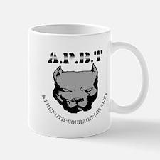 Strength Courage Loyalty Mug
