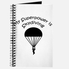 My Superpower is Skydiving Journal