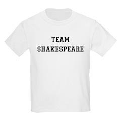 Team Shakespeare T-Shirt