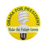 OBAMA Green Environment Eco Global Warming 3.5