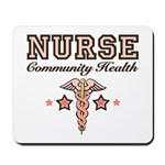 Community Health Nurse Mousepad